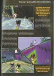 Scan of the preview of Snowboard Kids 2 published in the magazine Consoles News 30