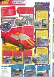 Scan of the review of Automobili Lamborghini published in the magazine Le Magazine Officiel Nintendo 02