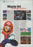Scan of the article CD - Salon E3 1996 published in the magazine CD Consoles 19, page 9