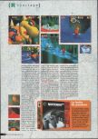 Scan of the article CD - Salon E3 1996 published in the magazine CD Consoles 19, page 10