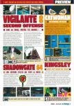 Scan of the preview of Vigilante 8: Second Offense published in the magazine Consoles Max 02