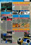 Scan of the preview of Mini Racers published in the magazine Consoles Max 02