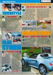 Scan of the preview of World Driver Championship published in the magazine Consoles Max 02