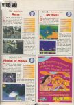 Scan of the review of Xena: Warrior Princess: The Talisman of Fate published in the magazine Player One 103