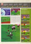 Scan of the review of International Superstar Soccer 2000 published in the magazine Consoles News 48