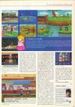Scan of the review of Paper Mario published in the magazine Consoles News 48, page 2