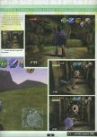 Scan of the preview of The Legend Of Zelda: Ocarina Of Time published in the magazine Ultra 64 1