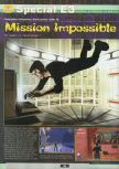 Scan of the preview of Mission: Impossible published in the magazine Ultra 64 1