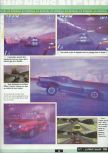 Scan of the preview of Top Gear OverDrive published in the magazine Ultra 64 1