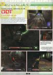 Scan of the preview of O.D.T. published in the magazine Ultra 64 1