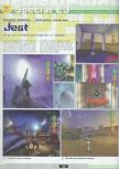 Scan of the preview of Jest published in the magazine Ultra 64 1