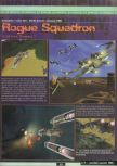 Scan of the preview of Star Wars: Rogue Squadron published in the magazine Ultra 64 1