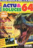 Cover scan of magazine Actu & Soluces 64  02