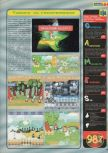 Scan of the review of Paper Mario published in the magazine Actu & Soluces 64 02, page 6