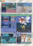 Scan of the review of Pokemon Snap published in the magazine Actu & Soluces 64 02
