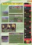 Scan of the review of International Superstar Soccer 2000 published in the magazine Actu & Soluces 64 02