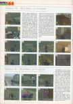 Scan of the walkthrough of Operation WinBack published in the magazine Actu & Soluces 64 02, page 5