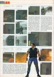 Scan of the walkthrough of Operation WinBack published in the magazine Actu & Soluces 64 02, page 9
