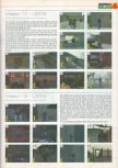 Scan of the walkthrough of Operation WinBack published in the magazine Actu & Soluces 64 02, page 10