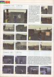 Scan of the walkthrough of Operation WinBack published in the magazine Actu & Soluces 64 02, page 11