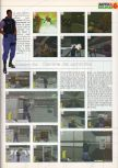 Scan of the walkthrough of Operation WinBack published in the magazine Actu & Soluces 64 02