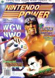 Cover scan of magazine Nintendo Power  105