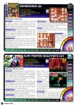 Scan of the review of ClayFighter: The Sculptor's Cut published in the magazine Nintendo Power 108, page 1