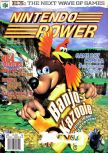 Cover scan of magazine Nintendo Power  109
