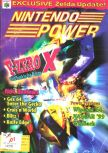Cover scan of magazine Nintendo Power  112