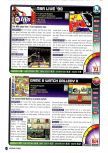 Scan of the review of NBA Live 99 published in the magazine Nintendo Power 115