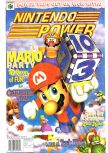 Cover scan of magazine Nintendo Power  117