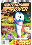 Cover scan of magazine Nintendo Power  118