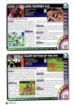Scan of the review of Lode Runner 3D published in the magazine Nintendo Power 119, page 1