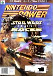 Cover scan of magazine Nintendo Power  120