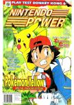 Cover scan of magazine Nintendo Power  125
