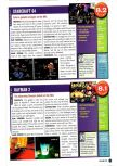 Scan of the review of Starcraft 64 published in the magazine Nintendo Power 125