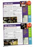 Scan of the review of Xena: Warrior Princess: The Talisman of Fate published in the magazine Nintendo Power 127