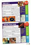 Scan of the review of Armorines: Project S.W.A.R.M. published in the magazine Nintendo Power 128