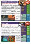 Scan of the review of International Track & Field 2000 published in the magazine Nintendo Power 131