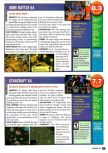 Scan of the review of Starcraft 64 published in the magazine Nintendo Power 135