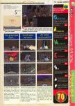 Scan of the review of Hexen published in the magazine Gameplay 64 02, page 2