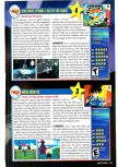Scan of the review of Mega Man 64 published in the magazine Nintendo Power 141, page 1