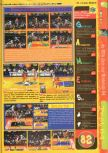 Scan of the review of NBA Hangtime published in the magazine Gameplay 64 03, page 2