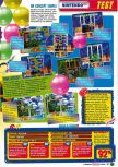 Scan of the review of Bust-A-Move 2: Arcade Edition published in the magazine Le Magazine Officiel Nintendo 06, page 2