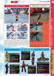 Scan of the review of 1080 Snowboarding published in the magazine Gameplay 64 05, page 2