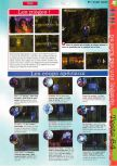 Scan of the review of Mortal Kombat Mythologies: Sub-Zero published in the magazine Gameplay 64 05