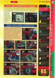 Scan of the review of F-1 World Grand Prix published in the magazine Gameplay 64 08