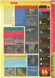 Scan of the review of Pokemon Stadium (Japan) published in the magazine Gameplay 64 09