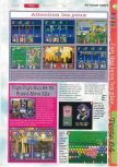 Scan of the review of Bust-A-Move 3 DX published in the magazine Gameplay 64 10