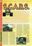 Scan of the review of S.C.A.R.S. published in the magazine Gameplay 64 10